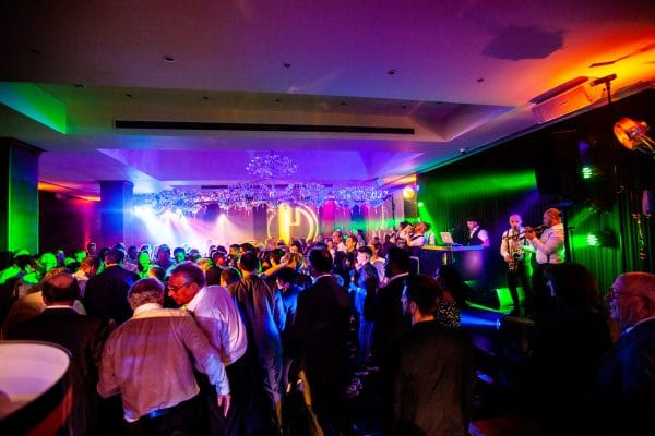 bar mitzvah event production London mayfair